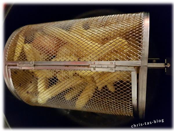 Pommes aus der VitAir Heißluftfriteuse Klarstein