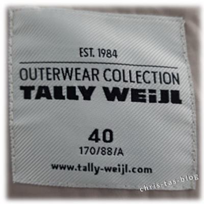 Label Women Fashion Tally Weijl