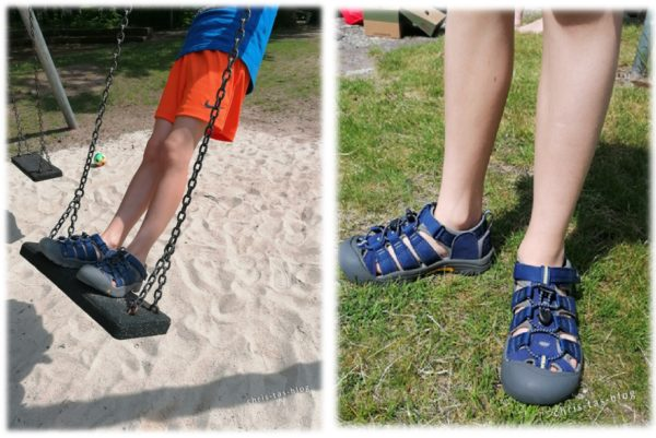 super popular 71601 90f18 Maxi-Spaß für Outdoor-Minis: KEEN Kindersandalen | Chris-Ta ...