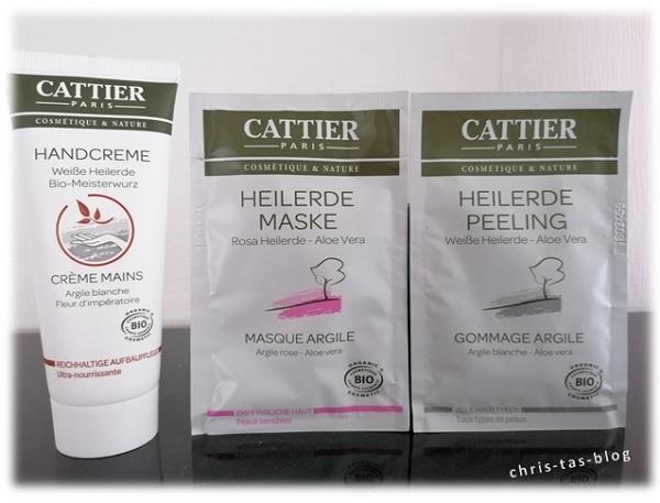 Heilerde-Produkte von Kneipp - Cattier Paris