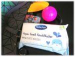 Bübchen Aqua Touch Feuchttücher – von Anfang an #babys