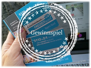 Ich verlose 2x Freizeitblock Bayern