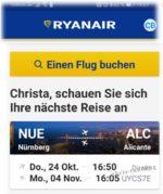 Ryanair – einmal und nie wieder #unmöglich