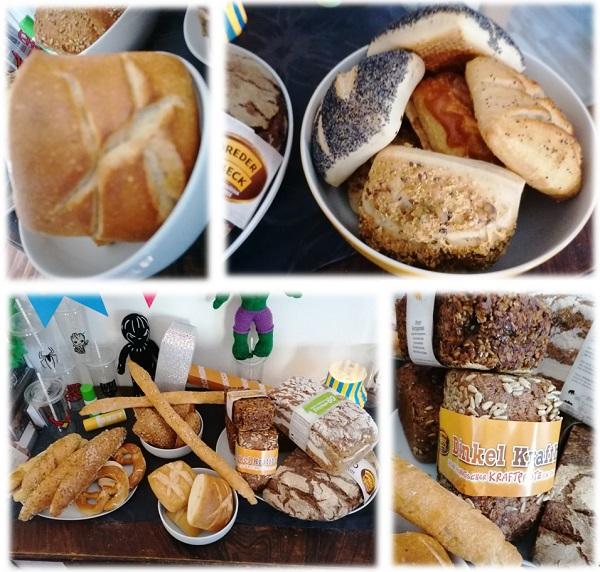 Brot, Brötchen, Brezen uvm von HÖREDER BECK