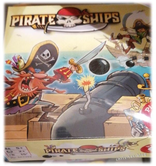 Pirate Ships - Spiel für Kinder 5+