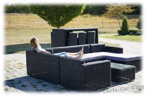 Relaxen auf dem Kneipp-Gelände Ochsenfurt