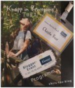 Kneipp in Bewegung – Meine Eindrücke vom Kneipp-Blogger-Event 2019 -Teil 1