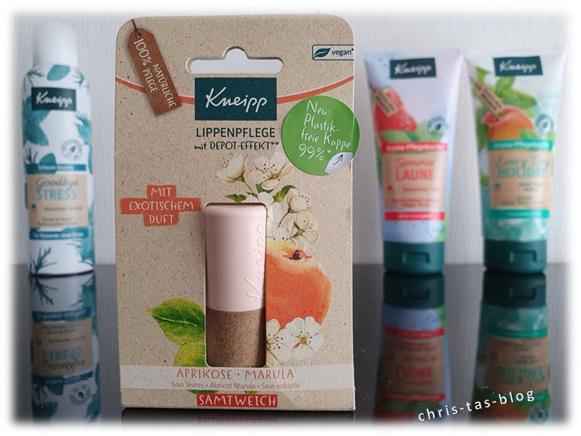 Lippenpflege-Stift mit Depot-Effekt Kneipp Samtweiche