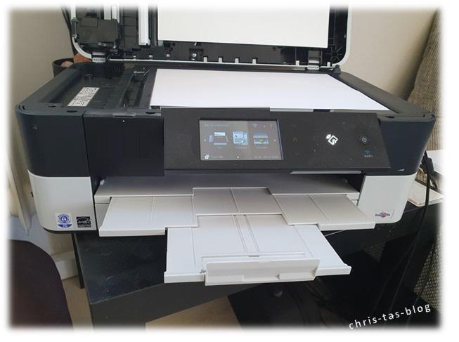 Mein Home-Office-Drucker