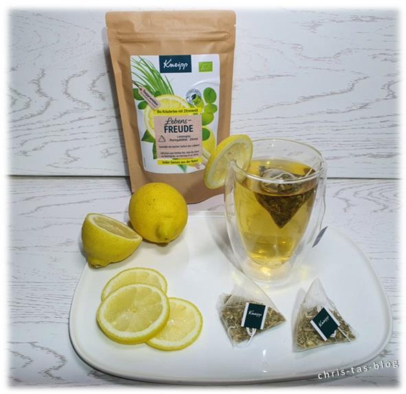 Kneipp Lebensfreude Tee in Pyramidenbeuteln