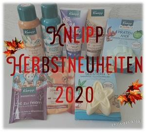 Kneipp Herbstneuheiten 2020