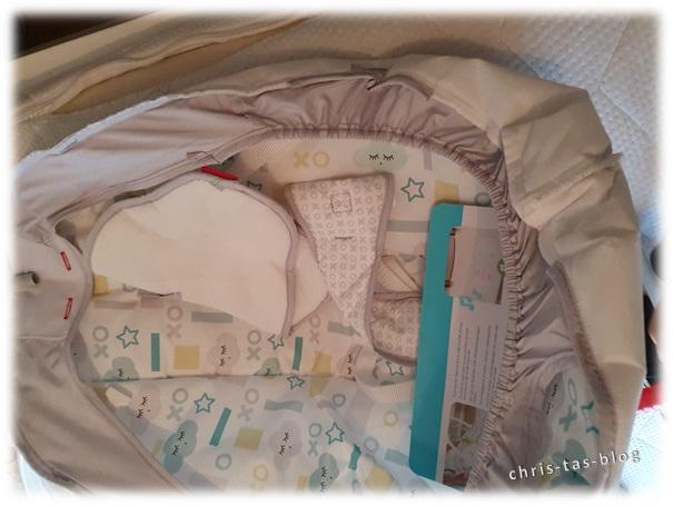Stoffbezug 2-in-1-Baby-Glider FisherPrice
