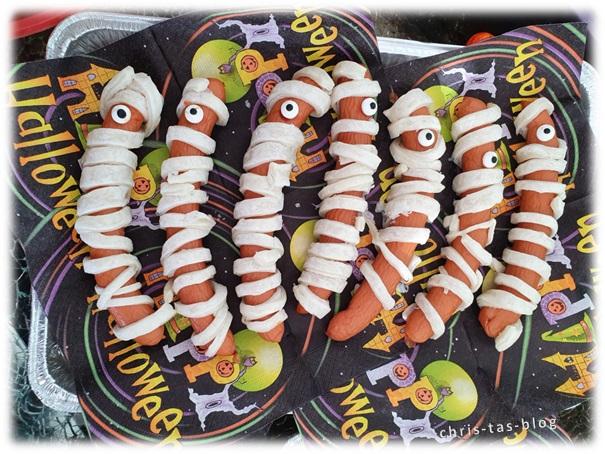 Halloween-Fingerfood