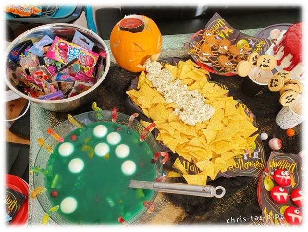 Halloween Party-Snacks