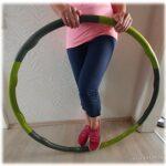 Schlanke Taille dank SlimHoop Hula Hoop Reifen