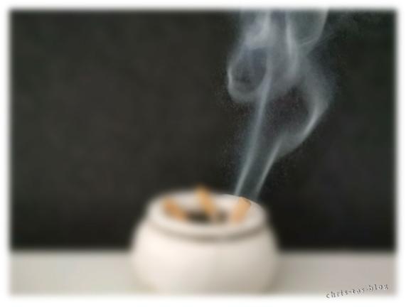 Rauchen ist schädlich für die Gesundheit