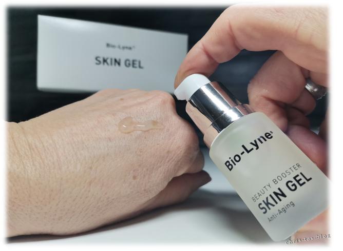 Bio-Lyne Skin Gel in Pumpspender