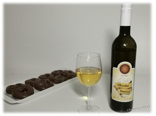 Wenn Schokolade auf Wein trifft: Chocolat Imperial