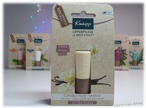 Extra Pflege Lippenpflege von Kneipp