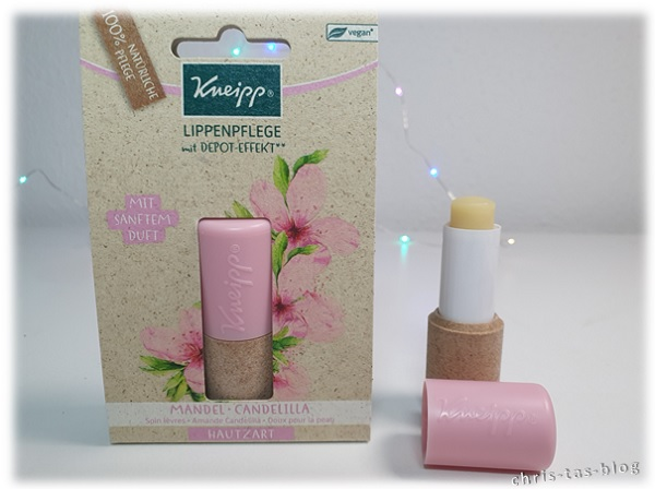 Lippenpflege Hautzart von Kneipp