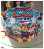 Paw Patrol Geburtstagstorte #Motivtorte
