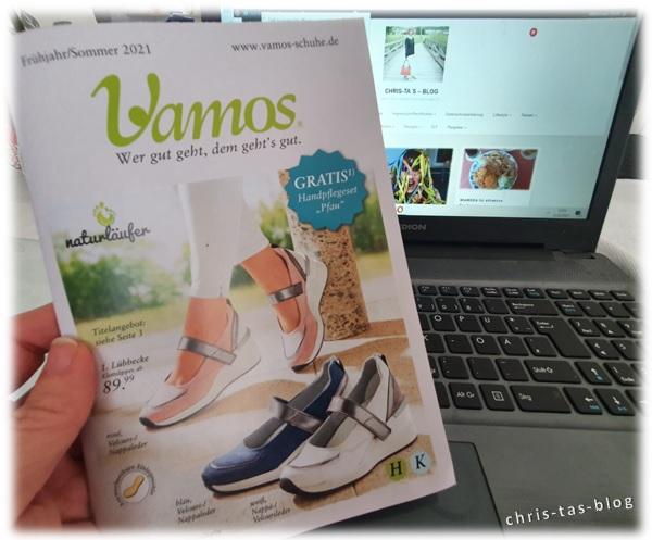 kleiner Katalog Vamos Schuhe