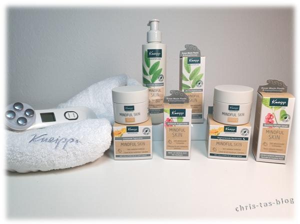 Neue Hautpflegeserie: Mindful Skin von Kneipp
