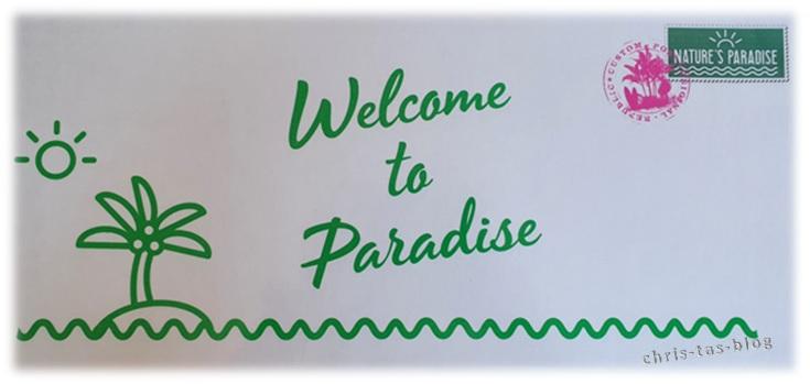 Post aus dem Paradies