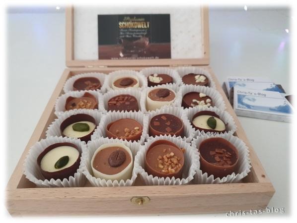Feinste Belgische Schokolade Pralinen