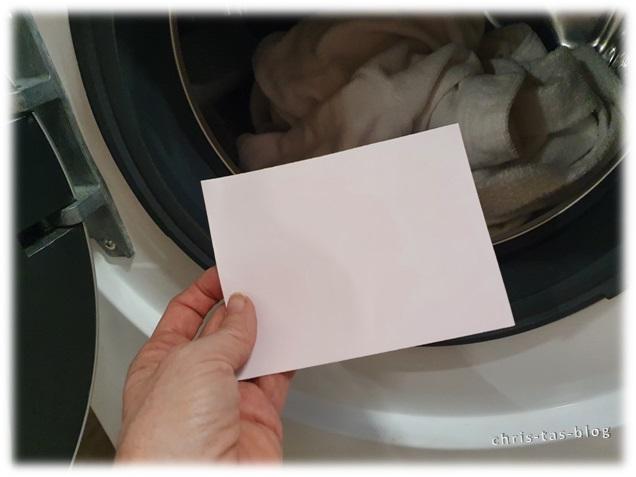 Waschblätter für die Maschinenwäsche Magic Leaves