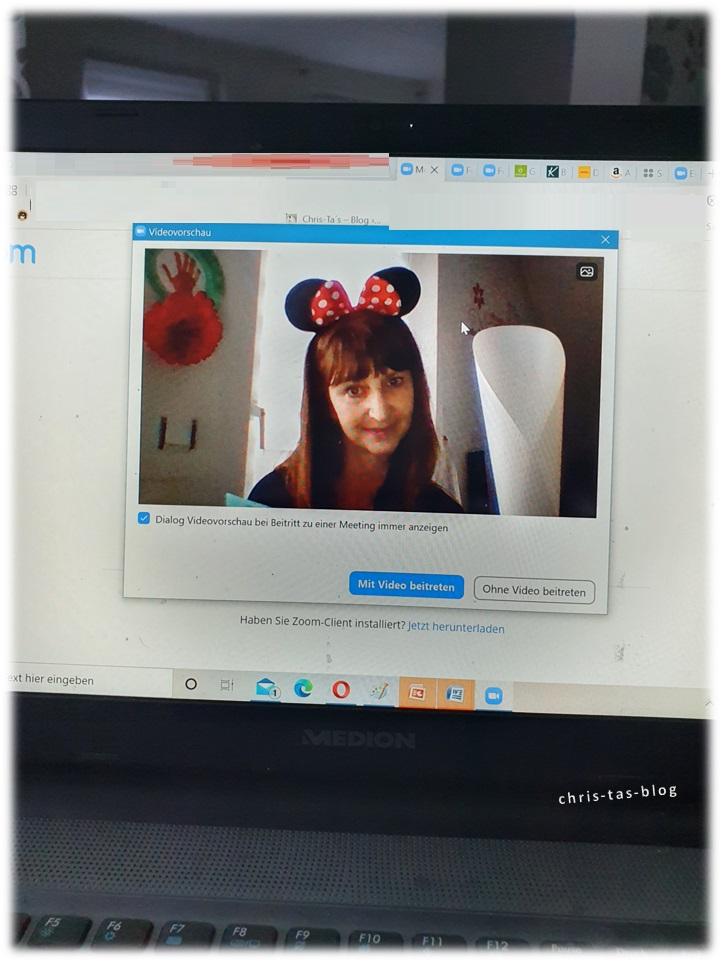 Bloggertreffen virtuell
