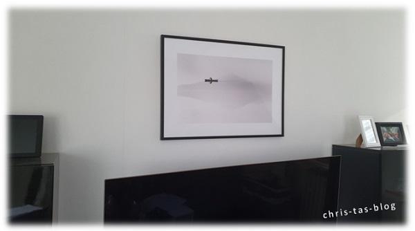 Dear Sam Poster Serenity an der Wand