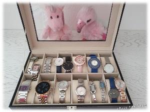 Ich trage Uhren als Modeaccessoires