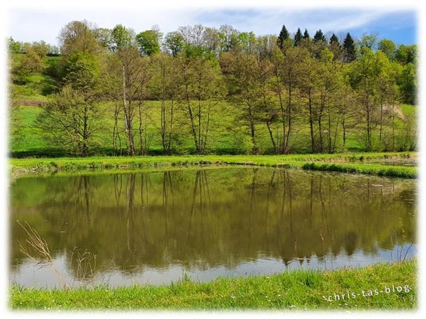 Weiheranlagen Naturlehrpfad Achelbachtal
