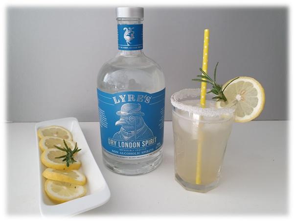 Gin alkoholfrei für Gin Fizz