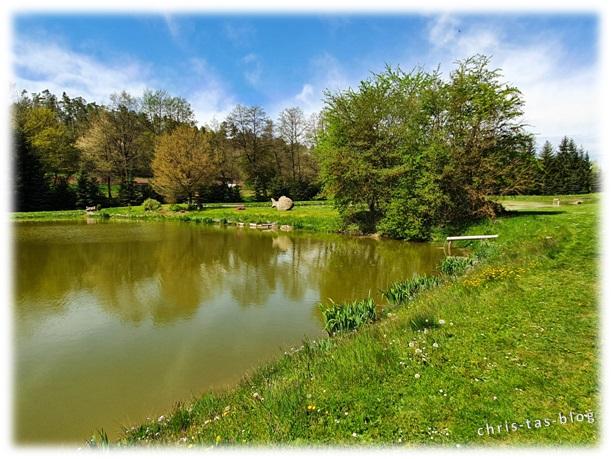 Weiheranlage Naturlehrpfad Achelbachtal