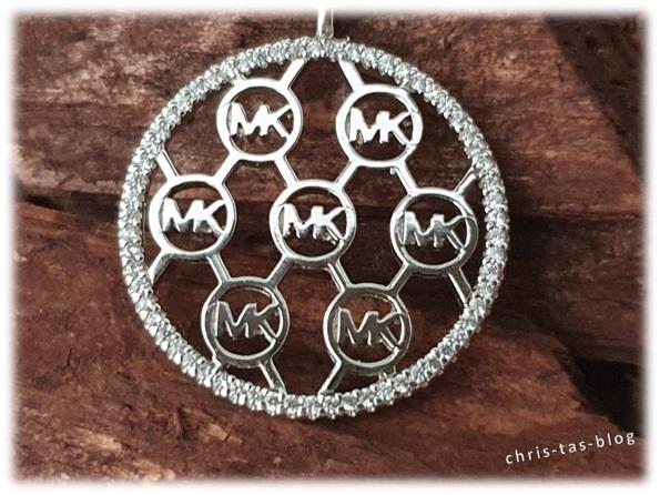 Logo-Anhänger Michael Kors