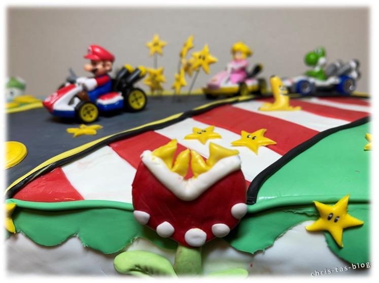 Super Mario Kart Piranha-Pflanze