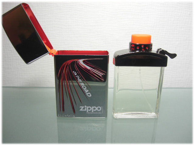 Zippo on the Road zum wiederbefüllen