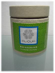 Aromakerzen von Aliqua duften sehr gut