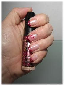 X&D Fruit Color Shiny Nail Polish