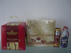 Mein Produktpaket von Nestle Marktplatz