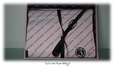 3. Geburtstag Glossybox