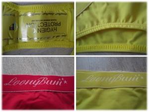 Hygieneschutz im Unterwäsche von LoonyBum