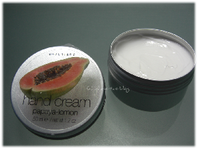 papaya- lemon Handcreme von greenland
