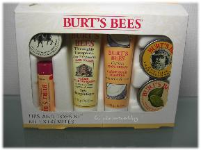 Burt Bees Geschenkset von Aliqua