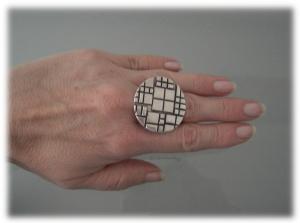Vintage-Ring von Ikita
