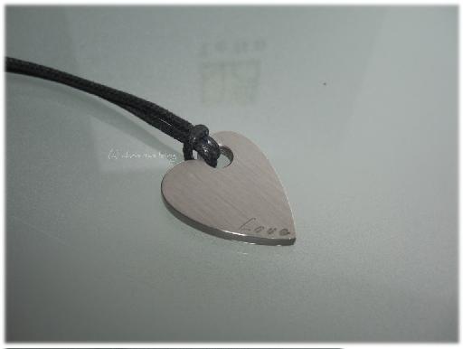 Herz-Anhänger von TeNo Design