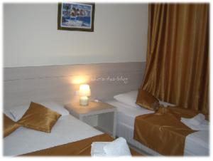 Unser Hotelzimmer im Safak Beach Kizilot Türkei