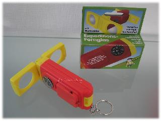 Expeditions-Fernglas für Kinder